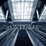 Escalator subway — Stock Photo #3642772
