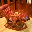 Rocking chair — Stock Photo #3642867