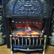 Fireplace — Stock Photo #3642947