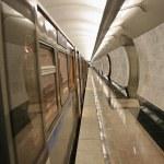 metrostation — Stockfoto