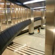 Foto Stock: Subway station