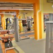 Gym interior - Foto Stock