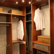 Stock Photo: Dressing room
