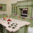 Luxury kitchen — Stock Photo #3643266
