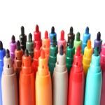 Felt pens — Stock Photo #3643657