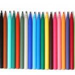 Felt pens — Stock Photo #3643661