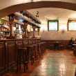Stock Photo: Bar interior 2