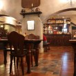 Stock Photo: Bar interior