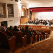 Concert auditorium - Stock Photo