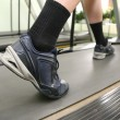 Male legs in health club - Stock Photo