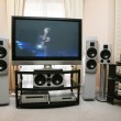 Home theater 5 — Stock Photo