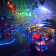 Night club interior — Stock Photo