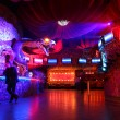 Stock Photo: Night club interior 2