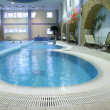 Stock Photo: Covered pool 3