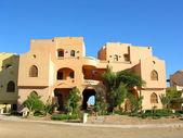 阿拉伯文的房子 — 图库照片