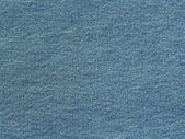 Blue jeans texture — Stock Photo