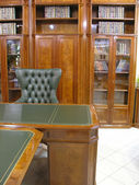 Cabinet library — Stock Photo