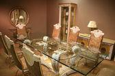 Luxurious dining room 2 — Stock Photo