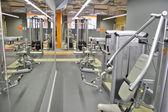 Gym interior — Stock Photo