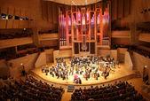 Symphony orchestra — Stock Photo
