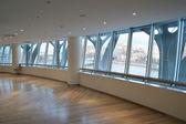 Interior windows — Stock Photo