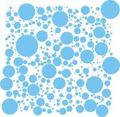 Bubbles vector — Stock Photo
