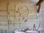 Bench work tool — Stock Photo