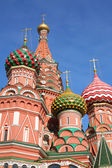 St. basil cathedral moscow 2 — Stock Photo