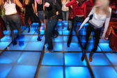Dance night club 3 — Stock Photo