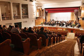 Concert auditorium — Stock Photo