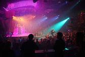 Night club celebration — Stock Photo
