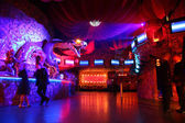 Night club interior 2 — Stock Photo