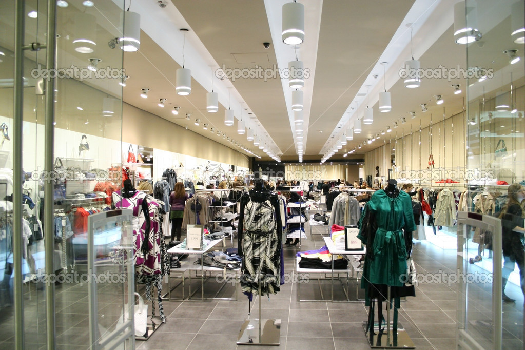 Fashionable Clothes Shop Ideas One of 3 total Photographs Modern