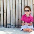 Boy on vacation — Stock Photo #3587169