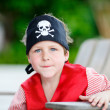 Stock Photo: Pirate