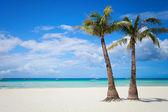 Spiaggia perfetta — Foto Stock