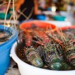 Seafood market — Stock Photo #3593734