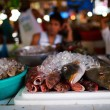 Seafood market — Stock Photo #3593735