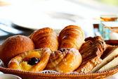 Delicious breakfast — Stock Photo