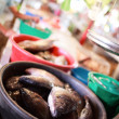 Seafood market — Stock Photo #3612321