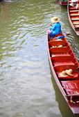 Marché flottant — Photo