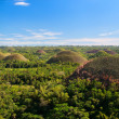 Stock Photo: Bohol Chocolate Hills