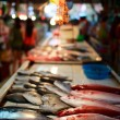 Seafood market — Stock Photo #3645837