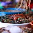 Royalty-Free Stock Photo: Seafood market