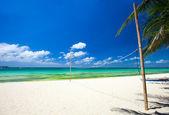 Plážový volejbal — Stock fotografie