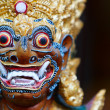 Stock Photo: Balinese God statue