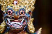 Balinese God statue — Stock Photo