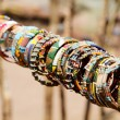Masai traditional jewelry — Foto de Stock