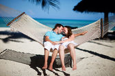 Tropical vacation — Stock Photo