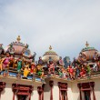 Sri Mariamman Temple in Singapore — Stock Photo #3855810